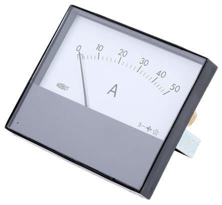 Misuratore 0-3 a DC per l/'installazione amperometro analogico installazione contatore