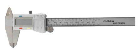 RS PRO 150mm Digital Caliper 0.02 mm, Imperial, Metric