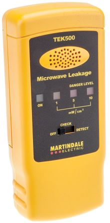 Martindale TEK 500 Microwave Detector, Maximum of 2450MHz