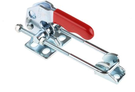 RS PRO 70mm x 12mm Latch Toggle Clamp