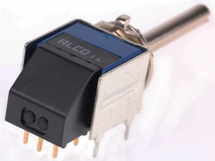 TE Connectivity 10P Rotary Switch, 20 mA, Through Hole