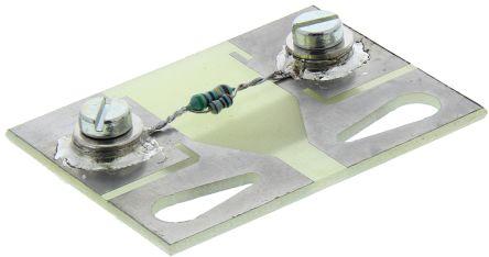 HOBUT Plate Shunt, 10 mA, 75mV Output, ±1.5 % Accuracy