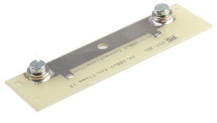 HOBUT Shunt, 2 A, 200mV Output, ±1 % Accuracy