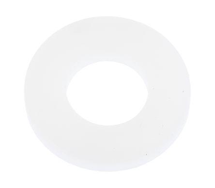 M10 Plain Nylon Tap Washer, 2 5mm Thickness