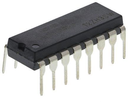 RCV420KP Texas Instruments, Current Loop Receiver 11.4 → 36 V 16-Pin PDIP