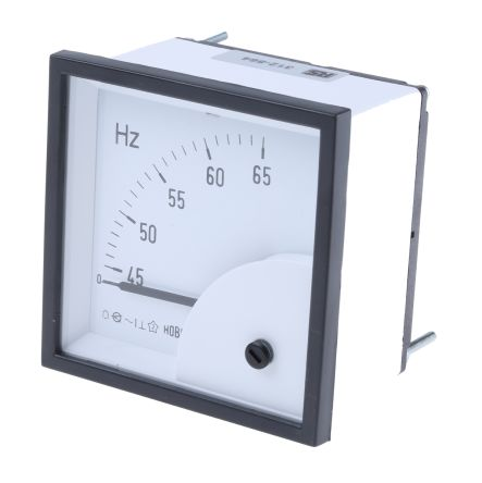 HOBUT D7245-65HZ240/2-001 , Digital Panel Multi-Function Meter for Frequency, 68mm x 68mm