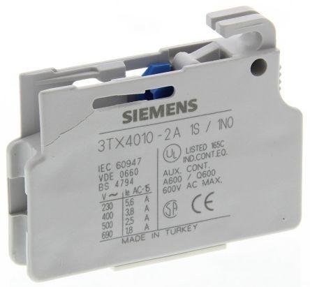 SIEMENS 3TX4010-2A NEW NO BOX 3TX40102A
