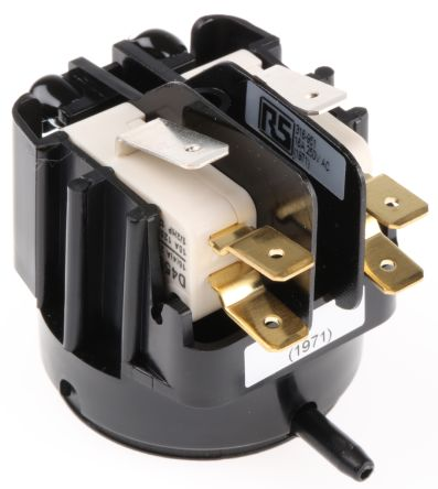 686 Series Momentary Air Switch, Surface Mounted product photo