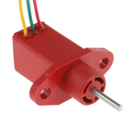 RS Pro LM10 Series Precision Position Switch with a 3 mm Dia. Shaft, 5kΩ, ±20%, 0 → 200ppm/°C, Panel Mount