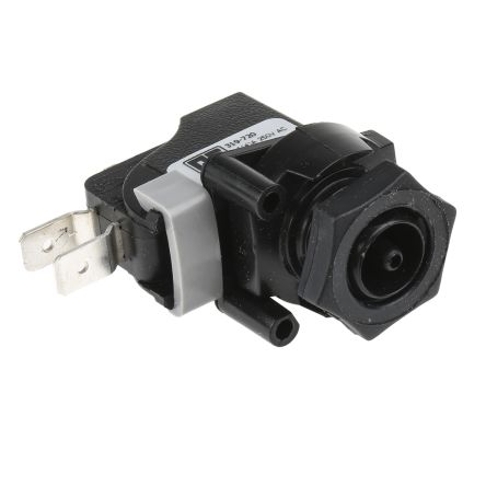 6871 Series Momentary Air Switch, 250mm Fly Lead, Panel Mounted product photo