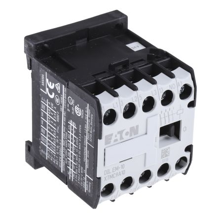 F0323016 01 dilem 10(24v50hz) xstart dilem 3 pole contactor, 3no, 9 a, 4 kw Glasses with Changeable Temples at readyjetset.co