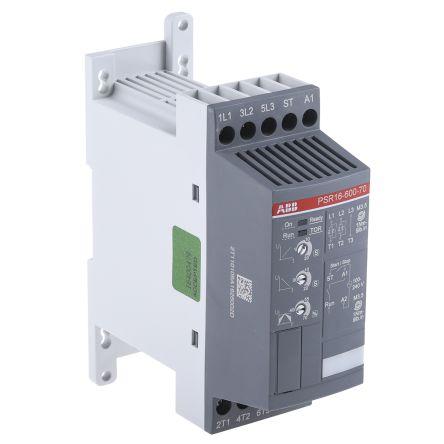 ABB 16 A Soft Starter PSR Series, IP20, 7.5 kW, 208 → 600 V