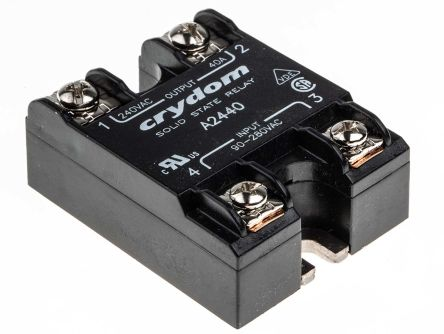 A2440 Crydom 40 A Rms Solid State Relay Zero Cross Surface - Solid State Relay Brands