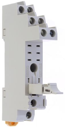Omron Relay Socket, 250V ac for use with G2R-2-S Relays on