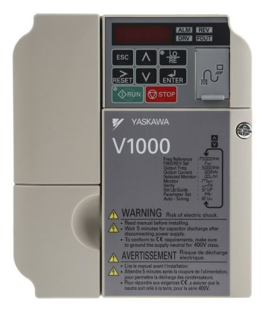 F0385174 03 vza40p4baa omron v1000 inverter drive 0 75 kw, 3 phase in, 380 hid v1000 wiring diagram at reclaimingppi.co