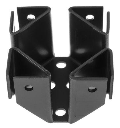 Heatsink, TO-3, 5.5°C/W, 46.48 x 46.48 x 33.27mm, PCB Through Hole