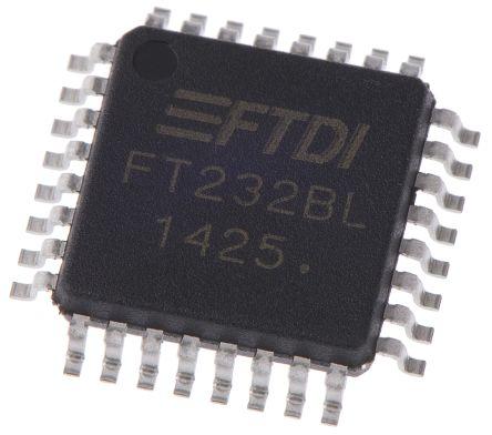 USB to serial TTL level UART FT232BL