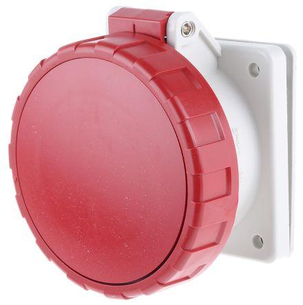 RS PRO 428.167 Промышленная штепсельная розетка