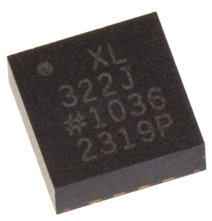 Analog Devices ADXL322JCP, 2-Axis Accelerometer, LFCSP 16-Pin