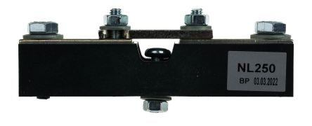 Merlin Gerin 250A Neutral Link for BS Fuses, 6.5mm x 38mm