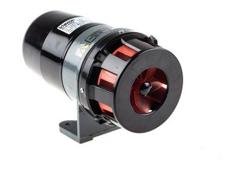 Grey/Black Siren, 230 V ac/dc, 127dB at 1 Metre product photo