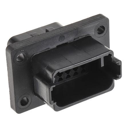 deutsch connector fuse box dt0412pa-cl06 | deutsch dt series, 12 way panel mount ... deutsch connector wiring diagram #3