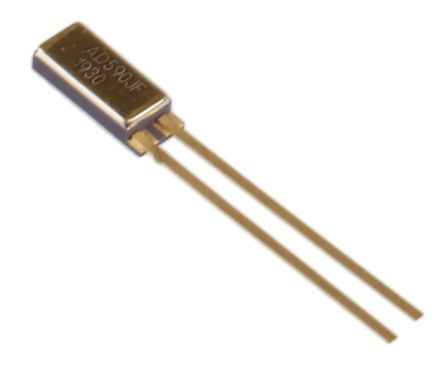 Analog Devices AD590JF, Temperature Sensor -55 → +150 °C ±5°C FPAK, 2-Pin