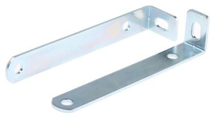 70 x 15mm 3 Hole Steel Angle Bracket product photo