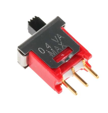 Slide Switch SPDT 500 mA Through Hole On-On