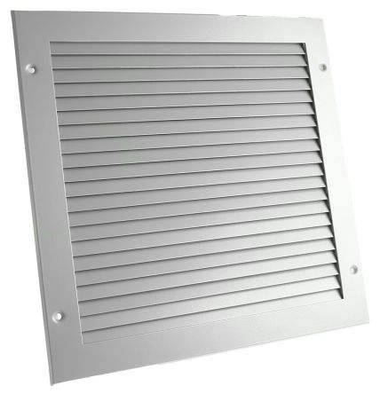 Nonvision grille w/fixing hole,300x300mm