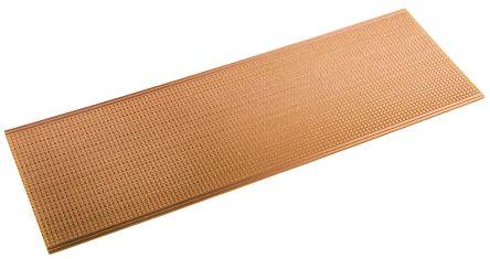 01-3939, Single-Sided Stripboard FR-2 292 x 95 x 1.6mm FR1 product photo