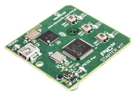 PIC32 Starter kit
