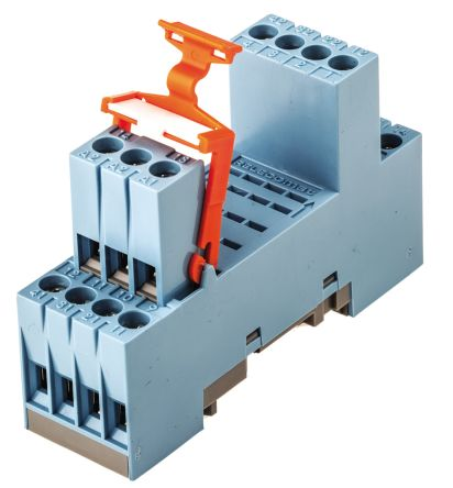 sockets 1 pcs. Releco S5-M relay bases