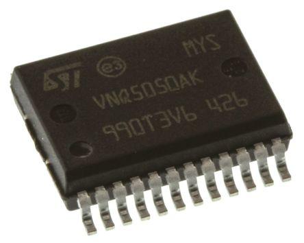 STMicroelectronics VNQ5050AK-E, Gate Driver Module 24-Pin, PowerSSO