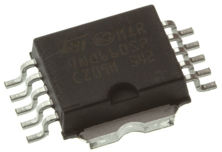 STMicroelectronics VNQ660SP-E, General Purpose Driver 10-Pin, PowerSO