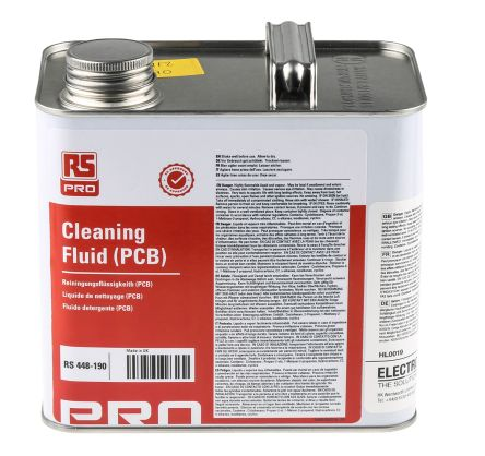 2.5 L Can Precision Cleaner & Degreaser for Contacts, PCBs product photo
