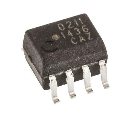 Logic Output Optocouplers Optocoupler Schmitt Trigger 10 pieces