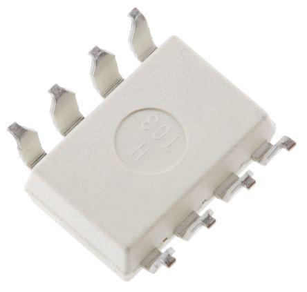 HCPL-7840-300E Broadcom, Isolation Amplifier, 5 V, 8-Pin PDIP SMD