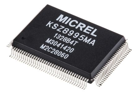 5 Port 10/100 Switch with PHY, KSZ8995MA