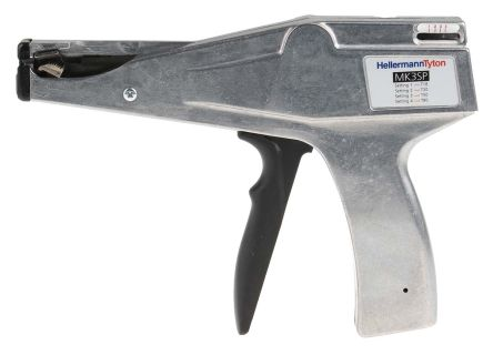 Zip Tie Gun >> Hellermanntyton Mk3sp Cable Tie Gun 4 8 Mm Capacity