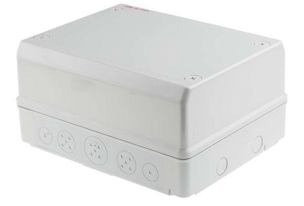 IP65 Polycarbonate Encl 220x275x140mm