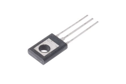 2N6075BG 4A, 600V, TRIAC, Gate Trigger 2.5V 5mA, 3-pin, Through Hole, TO-225 product photo