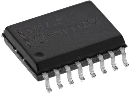 SA571DG ON Semiconductor, Compander 16-Pin SOIC