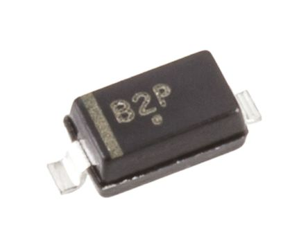 ON Semi 20V 500mA, Schottky Diode, 2-Pin SOD-123 MBR0520LT1G