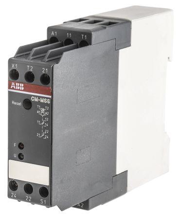 ABB 1SVR430720R0400 THERMISTOR RELAY USED