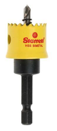 Starrett HSS22mmHole Saw