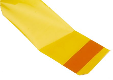 Amber Electrical Tape, 25mm x 33m product photo