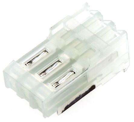 CE100F24-3/RS | ITW Pancon CE Buchsengehäuse, 2.54mm, 3-polig, 1 ...