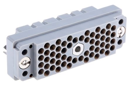 EDAC 516 Series, 56 Way Heavy Duty Power Connector Socket