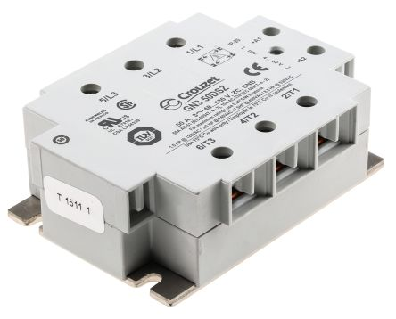 D53TP50C | Sensata / Crydom 50 A rms Solid State Relay, Zero Cross on honeywell relay wiring, finder relay wiring, pilz relay wiring, amp relay wiring, idec relay wiring, siemens relay wiring, bosch relay wiring,